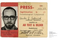 Gatewood Press Pass Stockholm